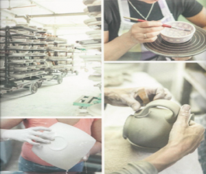 Making Polish Pottery