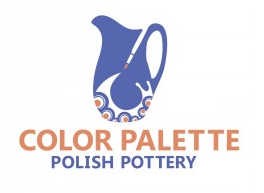 Color Palette Polish Pottery