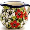 Polish Pottery creamer ZL