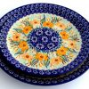 Polish Pottery Lunch and dinner plate