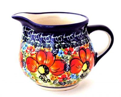 Polish Pottery Creamer