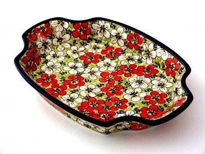 Polish Pottery tray