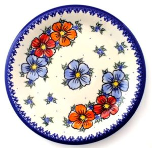 Dinner Plate Polish Pottery  sc 1 th 222 & Color Palette Polish Pottery │Pottery of Bowleslawiec. Polish ...