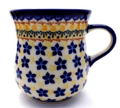 Felek Mug 17 ounce Polish Pottery