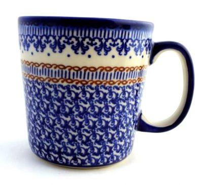 Jan Mug Lg 16 oz Polish Pottery