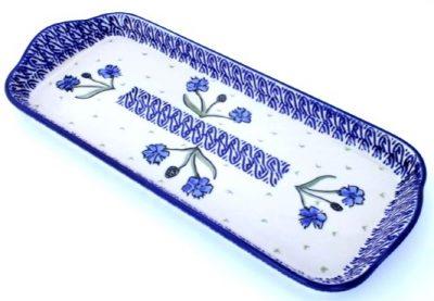 Polish Pottery Bread Tray