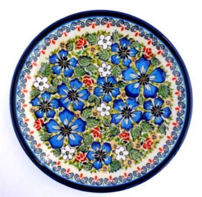 Polish Pottery Zaklady Lunch plate