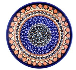 Polish Pottery Zaklady Lunch plate