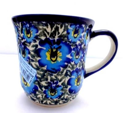 Polish Pottery Zaklady Mug