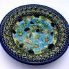 Polish Pottery Zaklady Pasta Salad bowl plate