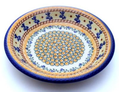Polish Pottery Salad Pasta Bowl